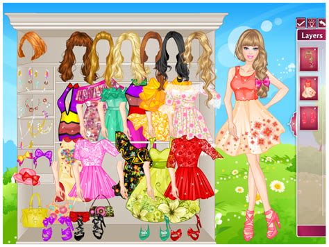 barbie Games Play Free barbie Dress Up Games For Girls