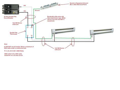 free download ebooks Baseboard Heaters Wiring Diagram