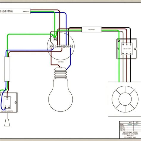 free download ebooks Basic Electrical Wiring Diagrams Heater Fan Light For Bathroom