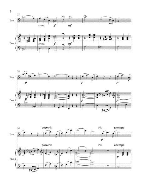 Berceuse Brass Quartet  music sheet