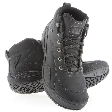 black boots for men eBay