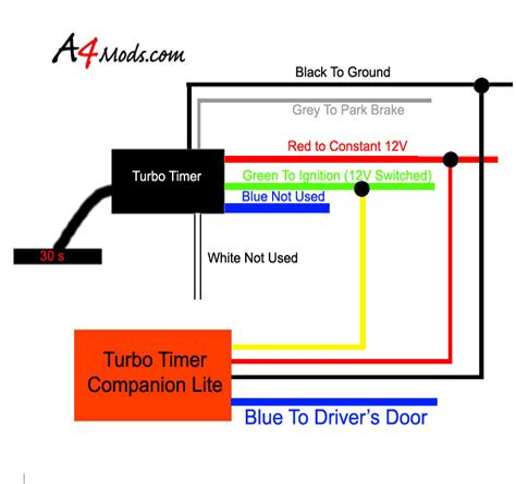 free download ebooks Blitz Turbo Timer Wiring Diagram