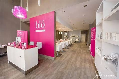 blo services blo blow dry bar