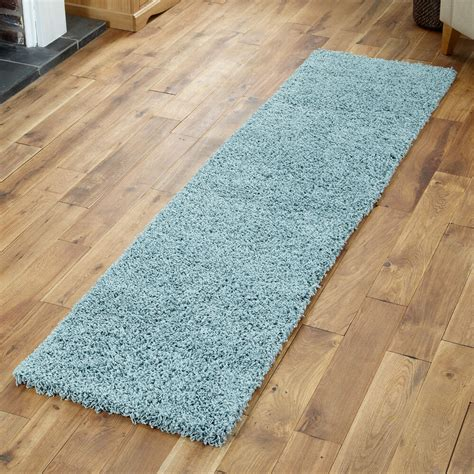 blue rug runners eBay