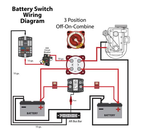 free download ebooks Blue Sea Battery Switch Wiring Diagram