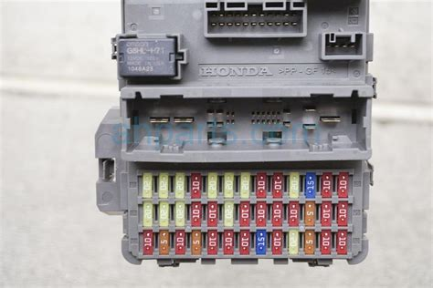free download ebooks Cabin Fuse Box For Honda Cr V 2008