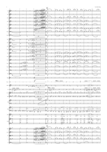 Cant Help Falling In Love Voice And Orchestra Key Of D To Eb  music sheet