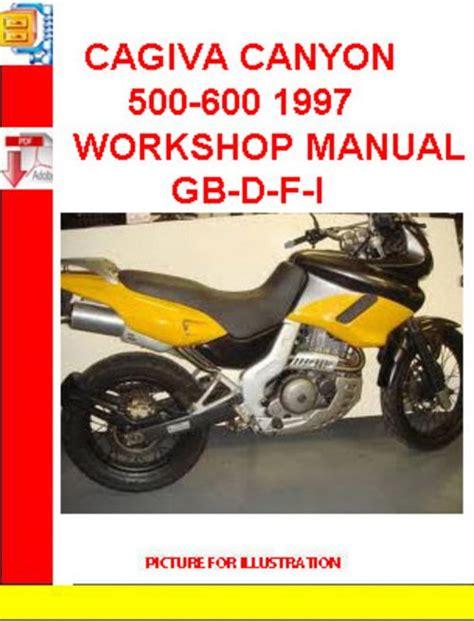 free download ebooks Canyon 500 Service Manual.pdf
