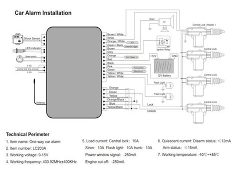 free download ebooks Car Alarm Installation Manual For Silicon.pdf