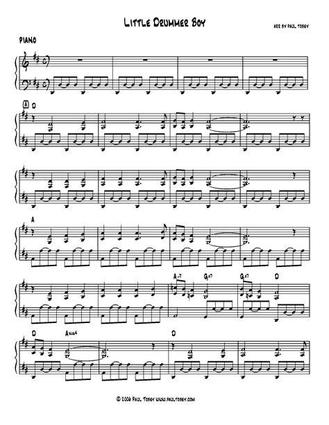 Carol Of The Drum The Little Drummer Boy Pentatonix For Strings Quartet  music sheet