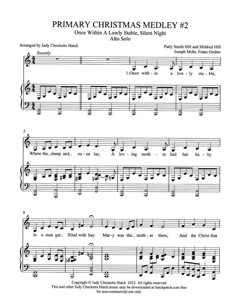 Carols For Christmas A Medley For Two Flutes  music sheet