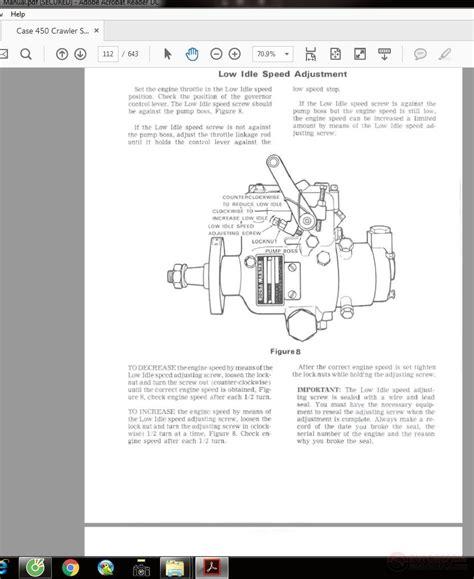 free download ebooks Case 450 Dozer Service Manual.pdf