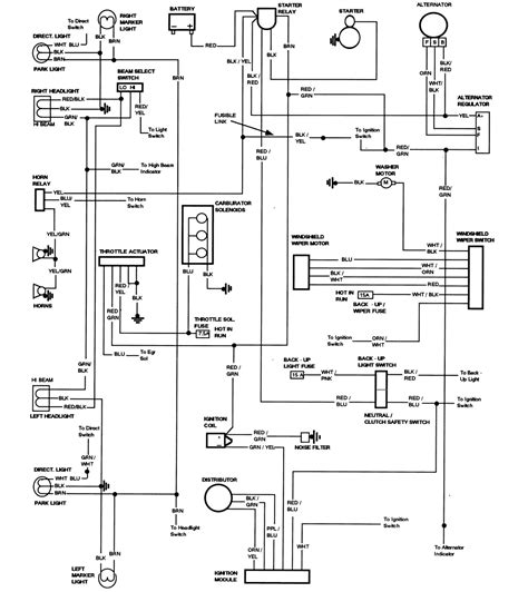 free download ebooks Charging Diagram 1979 Ford