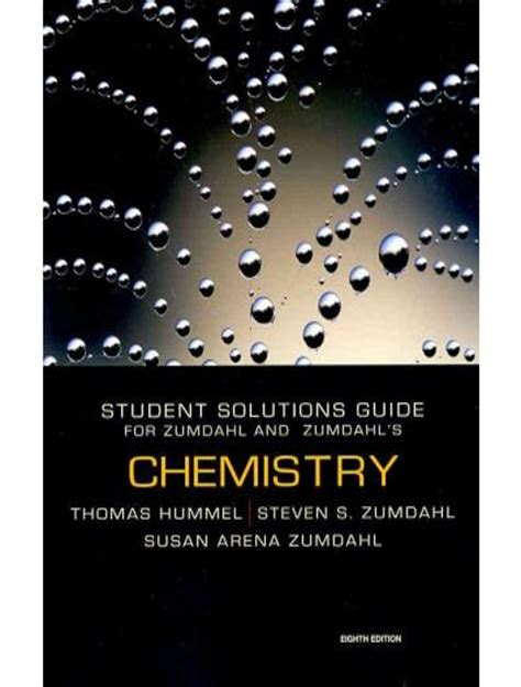 free download ebooks Chemistry Zumdahl Solutions Manual.pdf