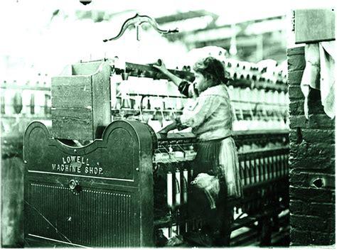 childhood in the industrial revolution The Bildungsroman