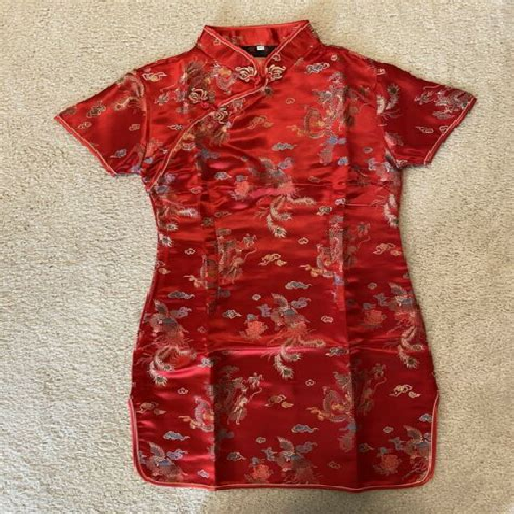 chinese new year dress eBay
