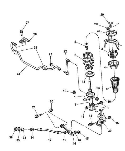 free download ebooks Chrysler 300m Front Suspension Diagram