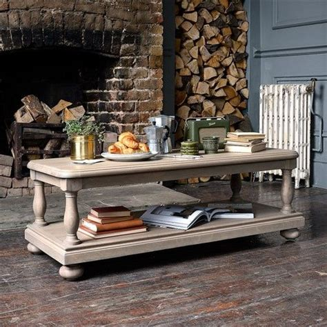 coffee table The Cotswold Company Oak Pine and Painted