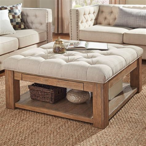 coffee table with ottomans eBay