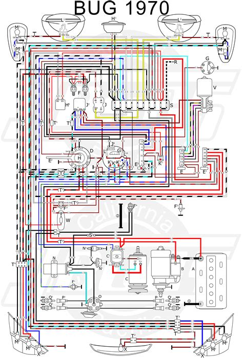 free download ebooks Compleat Wiring Diagram Beetle