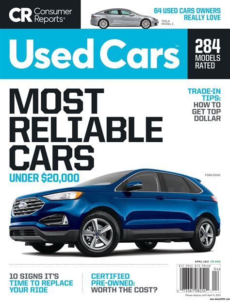 free download ebooks Consumer Reports Used Car Guide.pdf