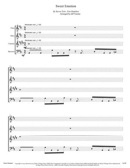 Coulrophobia  music sheet