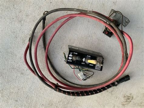 free download ebooks Curtis Plows Wiring Harness F250