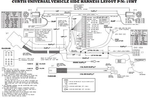 free download ebooks Curtis Snow Plow Wiring Harness Schematic