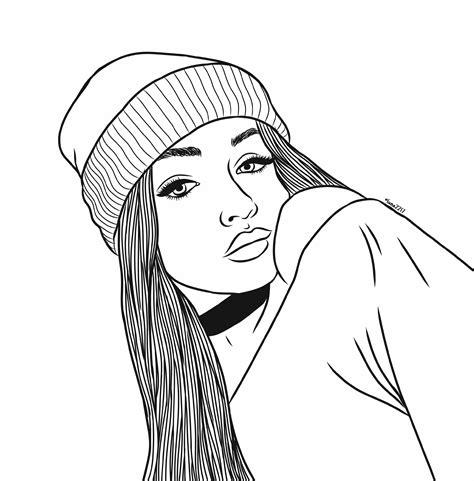 cute drawing on Tumblr