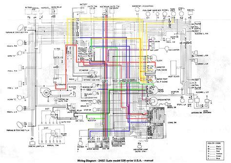 free download ebooks Datsun 240z Wiring Diagram