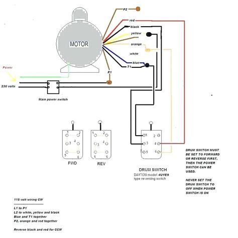 dayton motors wiring diagram images, Wiring diagram