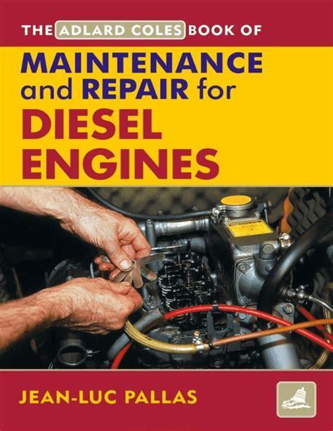 free download ebooks Diesel Engine Manual Repair.pdf