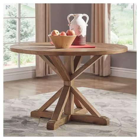 dining table pedestal bases Target