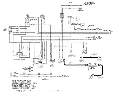 free download ebooks Dixon Mower Wiring Diagram