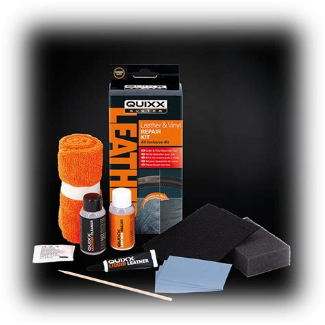do it yourself vinyl and leather repair kits