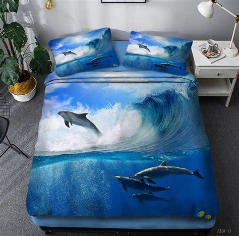 dolphin comforters bedding Target