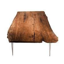 driftwood table legs eBay