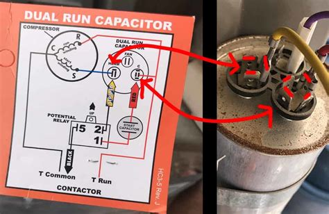 free download ebooks Dual Capacitor With Hard Start Wiring Schematic