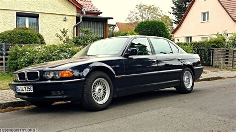 e38 BMW 7 series information and links