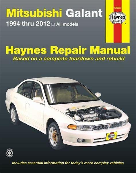 free download ebooks Ea6a Mitsubishi Galant Repair Manual.pdf