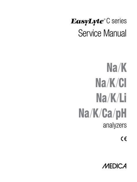 free download ebooks Easylyte Service Manual.pdf