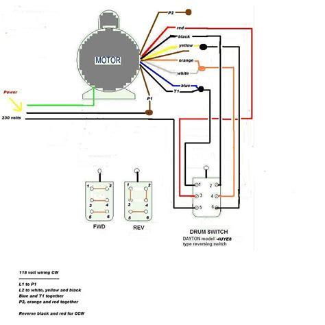 free download ebooks Electric Motor Wiring Diagram