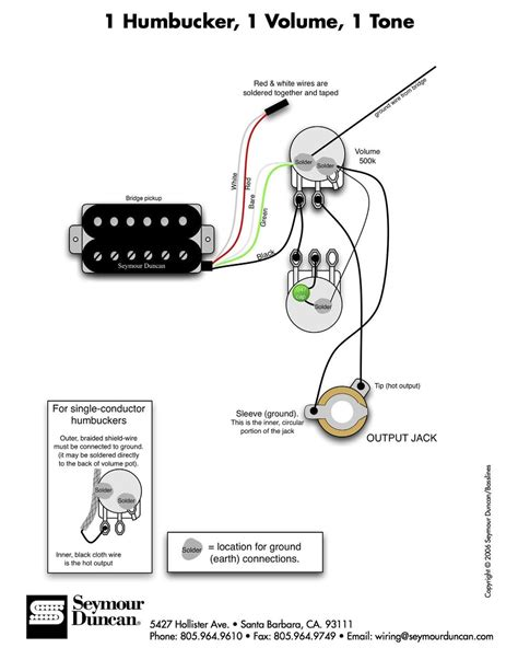 free download ebooks Electric Single Pick Up Guitar Wiring Diagrams