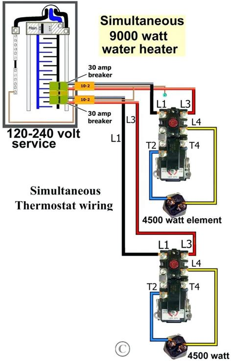 free download ebooks Electric Water Heater 120 Volt Wiring Diagram