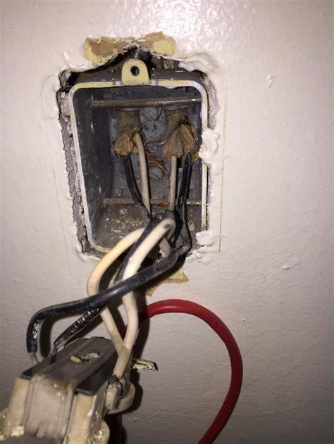 electrical How can I replace a light switch with strange