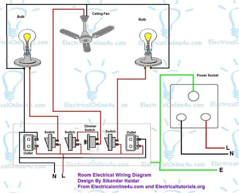 free download ebooks Electrical Wiring Diagrams Residential Bedrooms