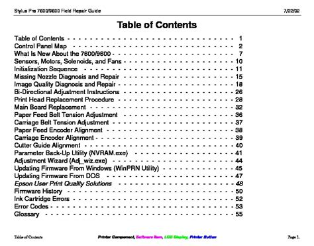 free download ebooks Epson 9600 Field Guide.pdf