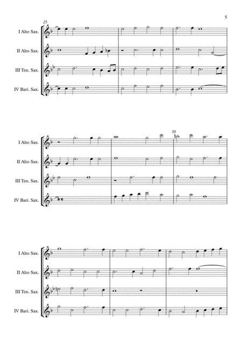 Exsultate Deo Giovanni Pierluigi Da Palestrina Horn Quartet Arr Adrian Wagner  music sheet
