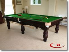 fcsnooker Newly manufactured solid hardwood slate bed