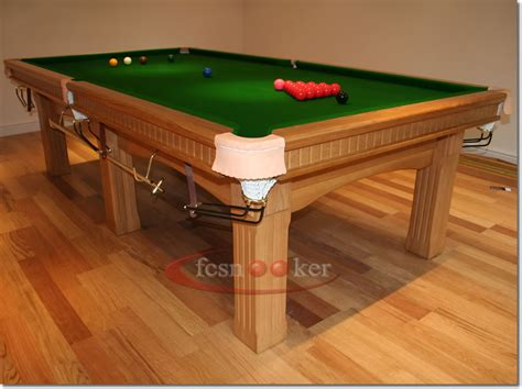 fcsnooker presents THE TRADITIONAL Square Leg Snooker